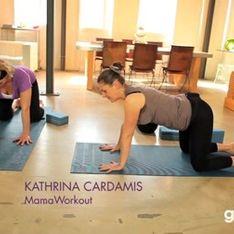 Yoga für Schwangere: Rücken kräftigen und Gelenke entlasten