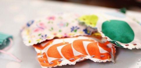 Kinderbasteln mit Maggy: Lavendel-Duftkissen