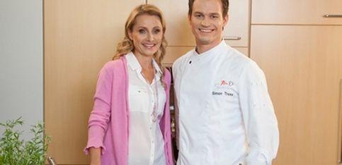 Bio aus der Region: Kochen mit Alexa Iwan - Rücken vom Rind mit Karottenpüree
