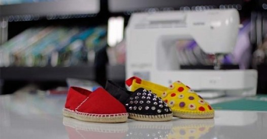 Schuhe Selber Machen Espadrilles