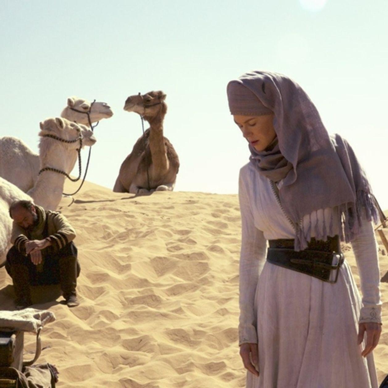 königin der wüste trailer