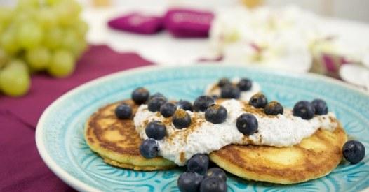 Pancakes für Sportler - So frühstücken Fitness-Junkies!