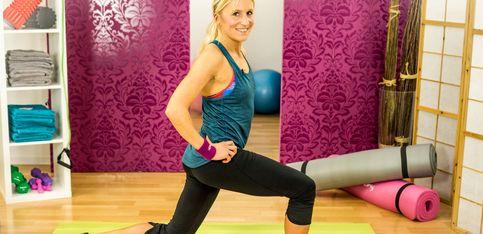 Damit die Skinny Jeans perfekt passt: Effektives Bein- und Po-Workout