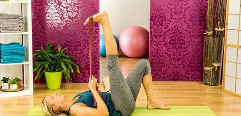 Pause vom Alltag gefällig? 10 Minuten Relax-Yoga