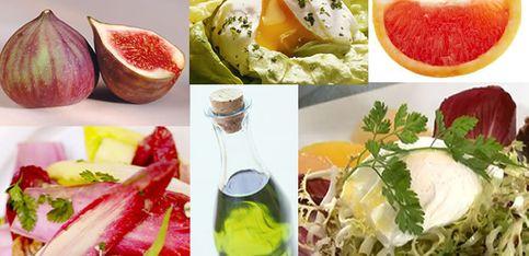 Une salade complète et gourmande pour manger équilibré