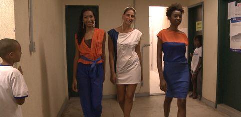 Ô féminin: La mode dans les Favelas