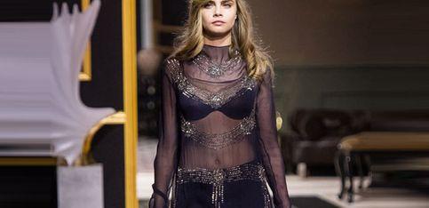 H&M défile à Paris sous les yeux ébahis des modeux
