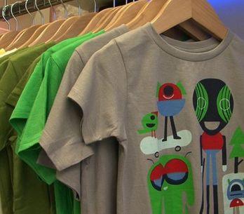 Monsieur Poulet: pour quel tee-shirt original et 100% bio allez-vous craquer?