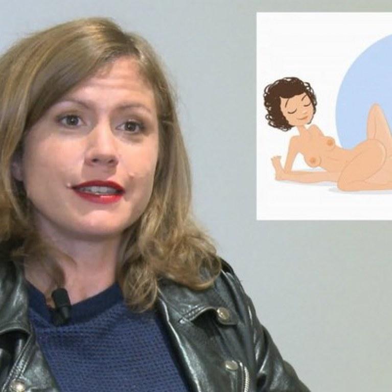 vidéo d'un orgasme féminin