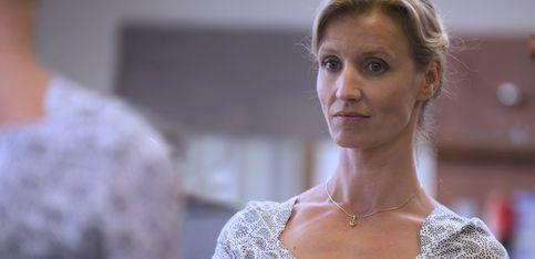 Alexandra Lamy: J'ai appris beaucoup de la maman de Fabien pour De Toutes Nos Forces