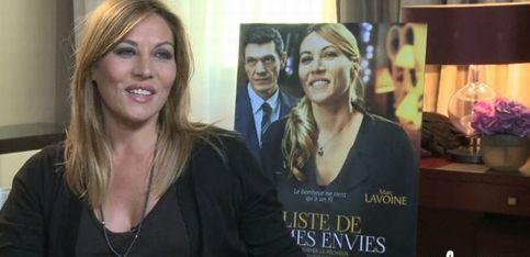 Mathilde Seigner: Tourner avec Marc Lavoine, c'est très animal