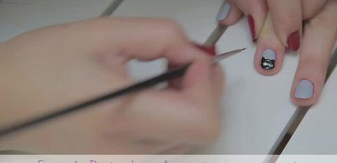 Tuto nail art: l'amour des chats jusqu'au bout des ongles