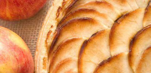Comment couper une pomme pour une tarte aux pommes?