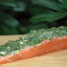 Comment lever les filets d'un poisson rond à 2 filets type saumon?