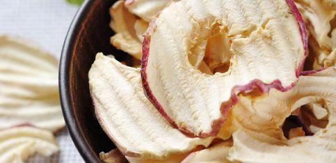 Comment faire des chips de pomme?