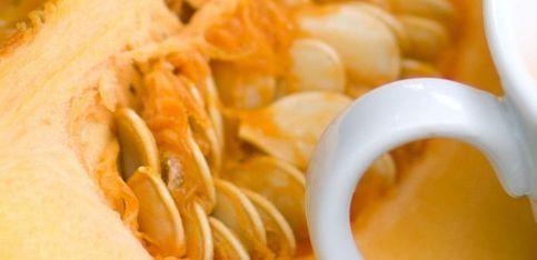 Comment cuisiner les graines de potiron?