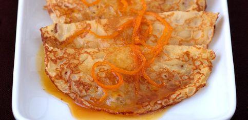Comment faire des crêpes Suzette (flambées) ?