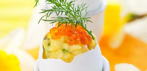 Comment faire des œufs brouillés?