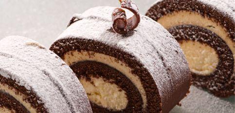 Comment faire un gâteau roulé?