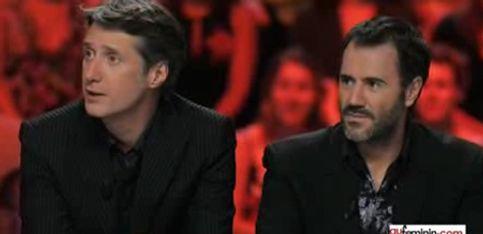 Les chamailleries entre José Garcia et Antoine de Caunes