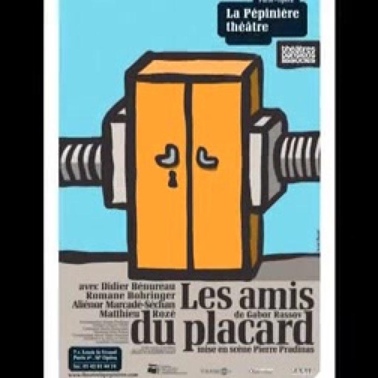 rentrée théâtre 2010 - video Frédéric Diefenthal et