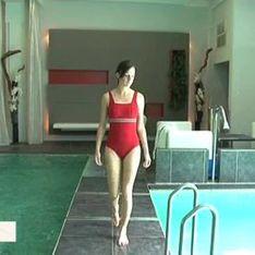 Aquagym: pour des jambes de sirène