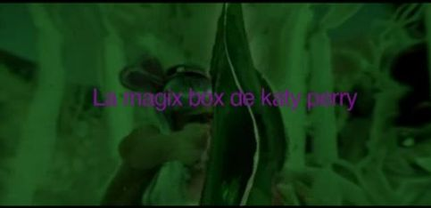 La magic box de Katy Perry