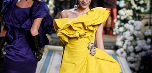 Lanvin for H&M défile à New York