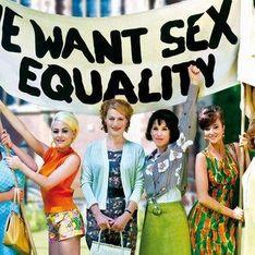 We want sex equality ou la parité en mini jupe!