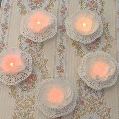 Un cupcake pour illuminer votre table ...