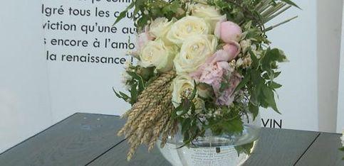 Mariage à la campagne? Vite! Un bouquet champêtre