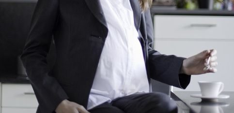 V comme vêtements de grossesse
