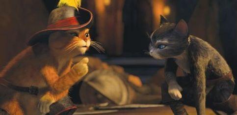 Extrait: Le Chat Potté sous le charme de Kitty Pattes de Velours