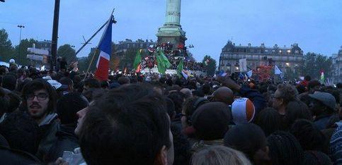 Victoire PS: La Bastille comme si vous y étiez!