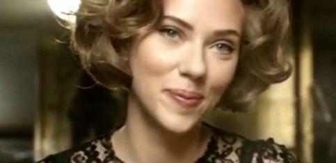 Scarlett Johansson repite como imagen de Dolce & Gabanna