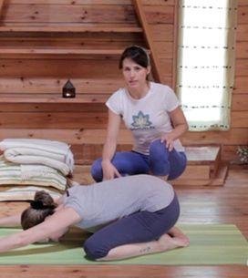 ¿Estás embarazada? Prueba estos ejercicios de yoga