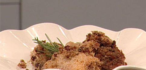 Muslos de pollo a la madrileña