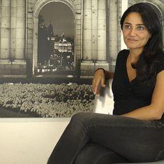 Mayte Carrasco, una corresponsal de guerra enamorada de París