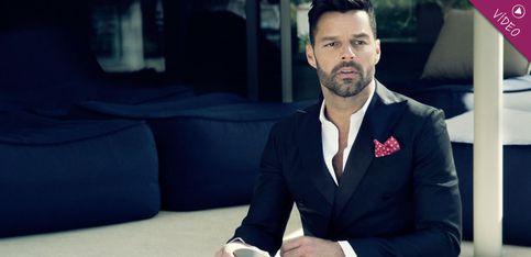 Ricky Martin: Es importante hablarle al mundo de los logros de los gays