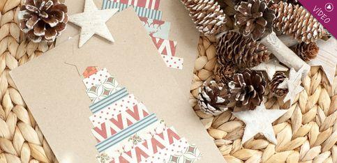 Christmas DIY: felicita de forma muy especial la Navidad
