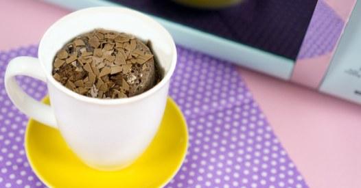 Nutella Tassenkuchen Aus Der Mikrowelle Einfaches Rezept