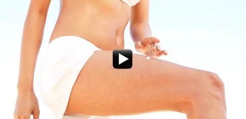 Video/ Vuoi sconfiggere la cellulite? Ecco i massaggi fai da te: la levigatura circolare