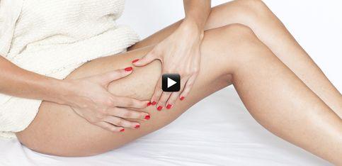 Video/ Via la cellulite! Ecco i massaggi fai da te alle gambe