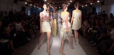 Milano Fashion Week/ La sfilata di Paola Frani