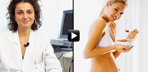 Video/ Cosa fare e non fare in gravidanza