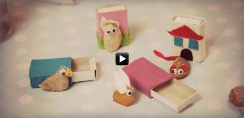 Video/ Lavoretti pasquali con il tuo bambino: i coniglietti