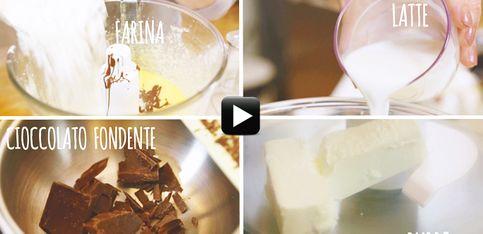 Video/ Le torte perdute: la torta al cioccolato fondente