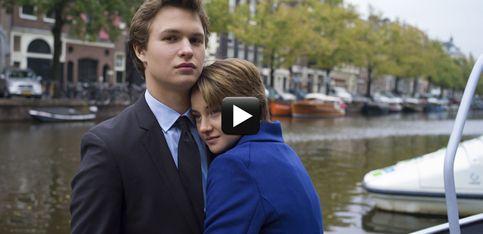 Trailer & clip/ Colpa delle stelle: la storia d'amore più commovente