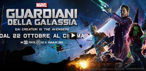 Trailer e backstage in esclusiva / I guardiani della galassia