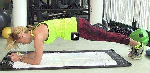 Tenuta addominale: l'esercizio per la pancia piatta (video)